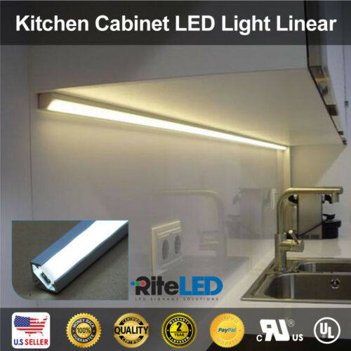 LED Lighting Kitchen cabinet High Quality 45 angle Frame