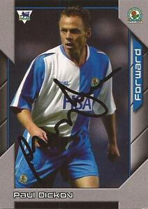BLACKBURN-PAUL-DICKOV-SIGNED-04-05-PREMIER-STARS-CARD-COA-SALE