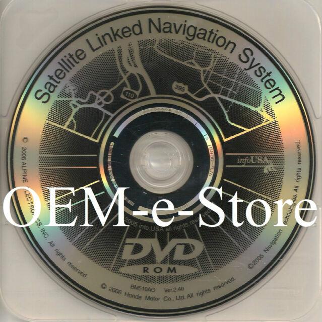 2000 2001 2002 2003 Acura 3.5 RL 3.2 TL CL Navigation DVD
