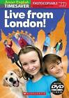 Live from London! by Scholastic (Mixed media product, 2010)