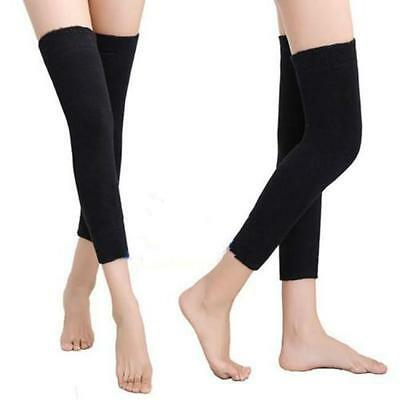 New Fashion Unisex Winter Warm Leg Warmers Long Thigh High Legging Socks LJ