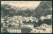Salerno Campagna cartolina XB0106