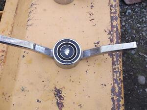 1964-Mercury-Comet-Steering-Wheel-Center-Horn-Button-C4GF-13A800-E-Caliente