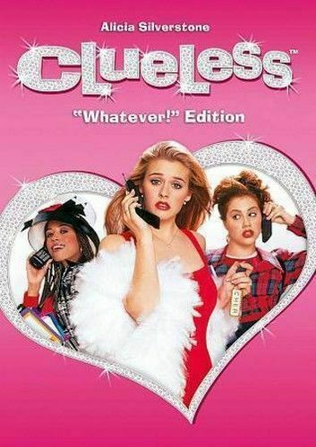 Clueless (1995 Alicia Silverstone) (Whatever! Edition) DVD NEW