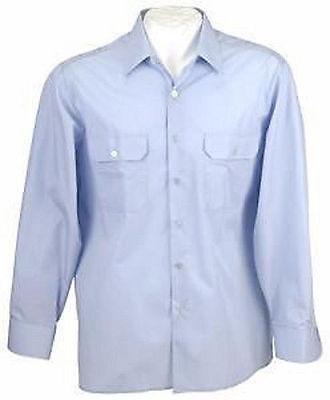 BW Diensthemd Kurzarm Damen blau gebraucht