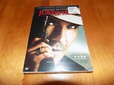 JUSTIFIED THE COMPLETE SECOND SEASON 2 Crime US Marshal TV Series DVD SET NEW