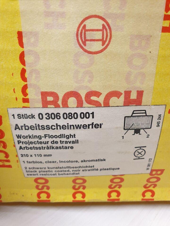 Andet biltilbehør, Bosch lygte