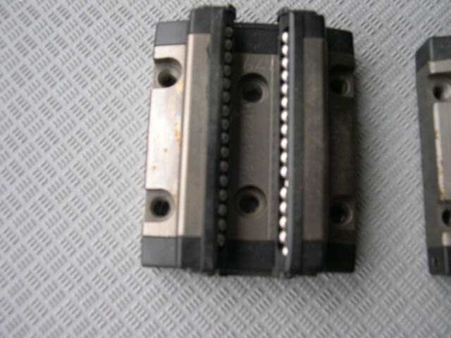 Set of Thomson AccuGlide Linear Bearings / Slide / CNC