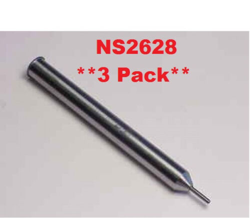.303 British NS2628 3-Pack LEE Decapping Mandrels for 90654 COLLET DIE SET