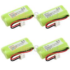 4 Battery 350mAh NiCd for VTech CS6449 CS6509 CS6519 CS6529 CS6609 CS6619 CS6629