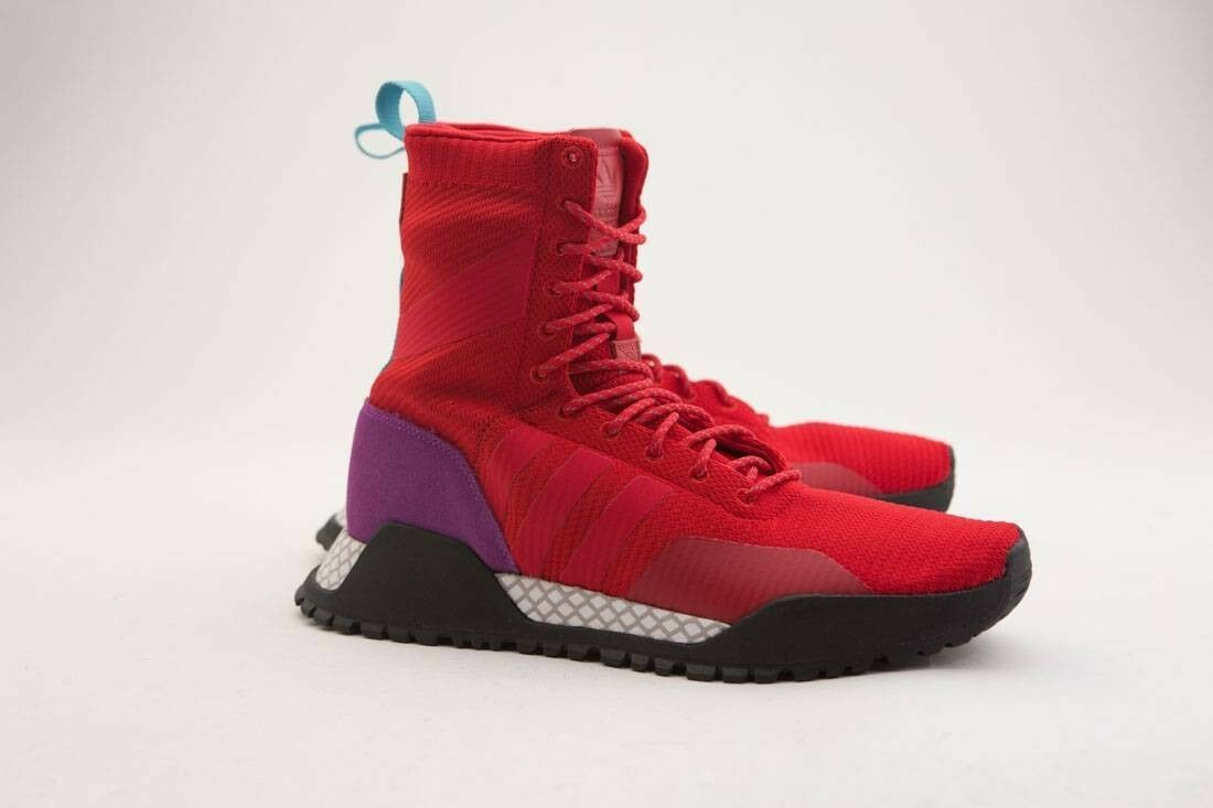 bz0611 adidas scarlet hommes f 1,3 primeknit violet Rouge scarlet adidas choc 74eedc