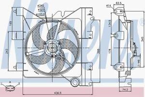 Nissens-Fan-radiator-85316-Fit-with-Citroen-Berlingo