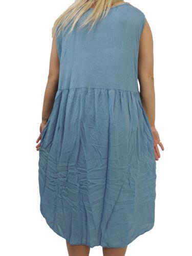 Damen Tolles Damen Kleid Größe 44 46 48 50 52 Kleider ...