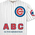 Chicago Cubs ABC by Brad Epstein (Board book, 2013)