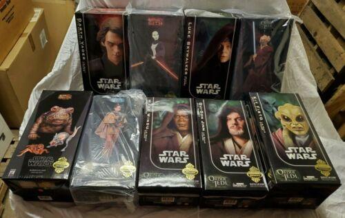 kit variété Luke Mace Sideshow exclusives 1//6 Figurines Star Wars NEUF: Vader
