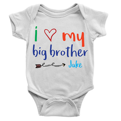 Don/'t upset me I have a Big Sister Embroidered Baby Romper Babygrow Gift Sibling