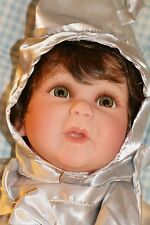 N Apple Valley Doll Works Light Vinyl Jordan Doll Dressed Like a Baby Tin Man