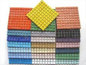 Image Is Loading 1cm Bargain Mini Mosaic Tile Hobby Pack 22