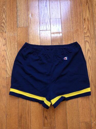 vintage womens champion shorts 70s 80s vtg champio