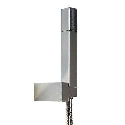 Handbrause-Set Stabbrause Brause Brausehalterung Brauseschlauch Duschkopf Dusche