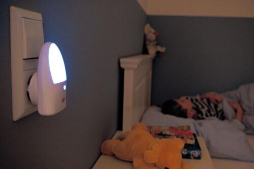 Brennenstuhl LED-Orientierungslicht OL 02 mit Dämmerungssensor Nachtlicht