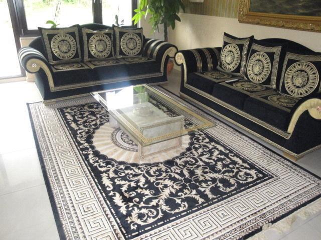 Couchtisch Glastisch Sulen Griechische Tische Medusa Barock Stuckgips 10 84 124