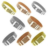 Stainless Steel Ladies Belt Bangle Bracelet