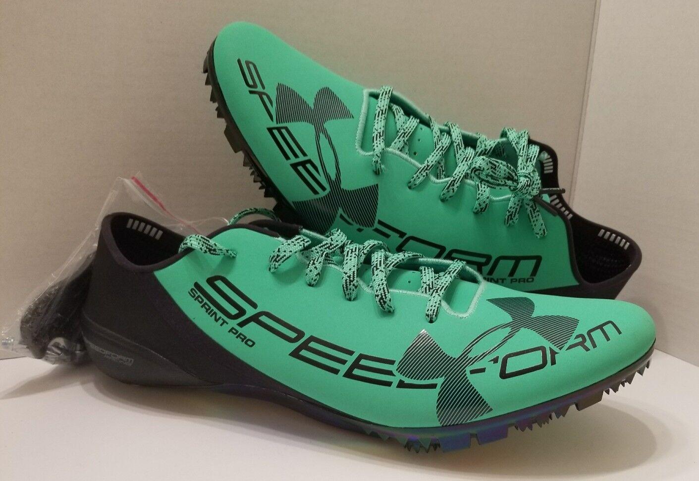 Di nuovo l'armatura sotto l'armatura nuovo speedform sprint (scarpe da ginnastica taglia 11 c0e6c9