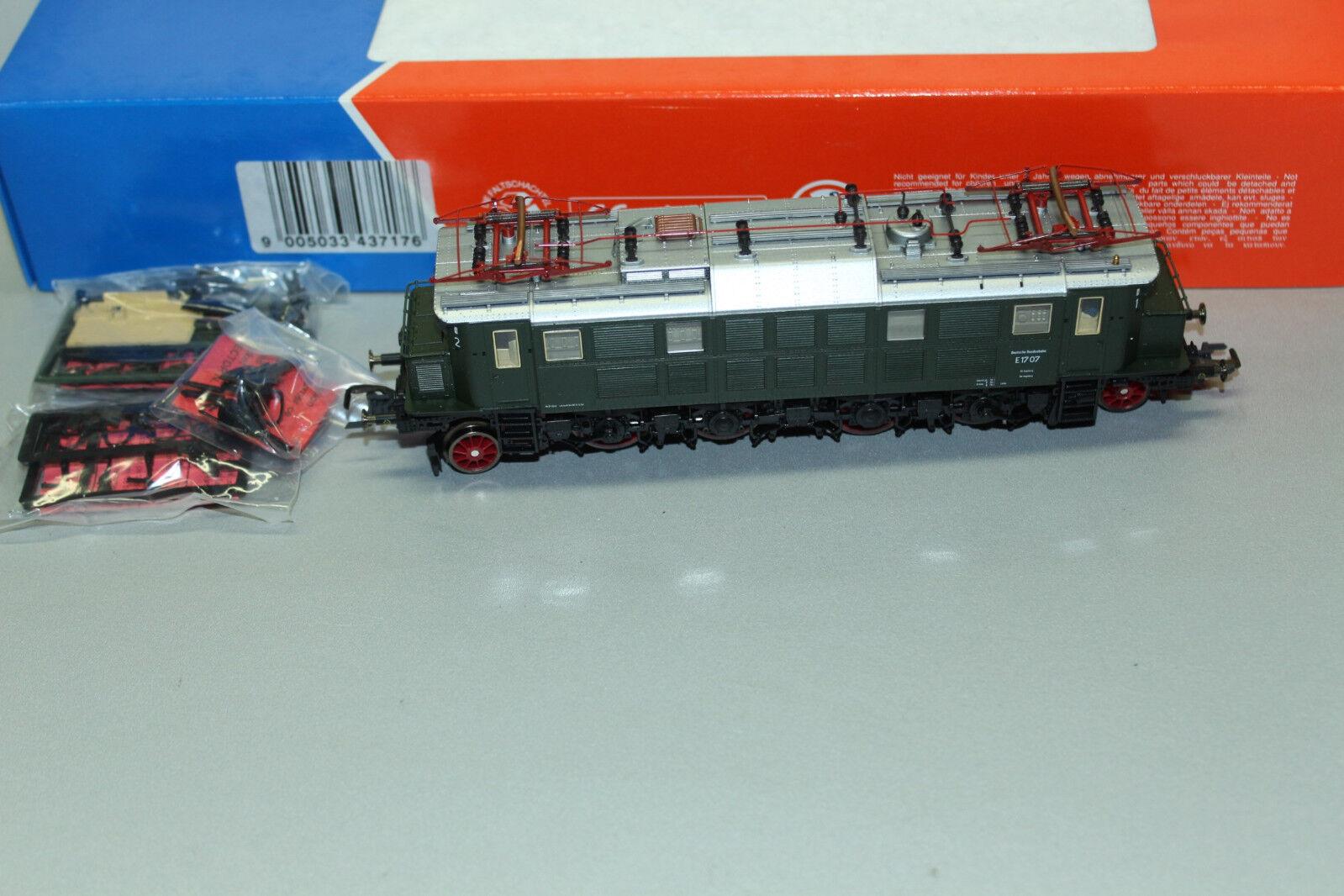 Roco 43717 Locomotora Eléctrica Serie E17 07DB Dss Escala H0 Emb.orig