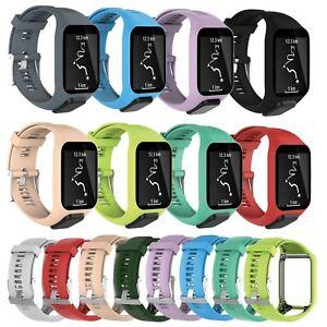 Silicon Replacement Bande Bracelet de montres Pour TomTom Runner 2&3/Spark 3