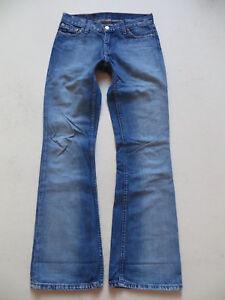 Levi-039-s-529-Bootcut-Jeans-Hose-W-26-L-32-Hippie-Schlaghose-Gr-36-weites-Bein
