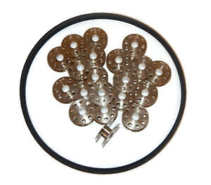 20-Bobbins-1-Belt-For-Singer-Featherweight-Sewing-Machine-221-222-301
