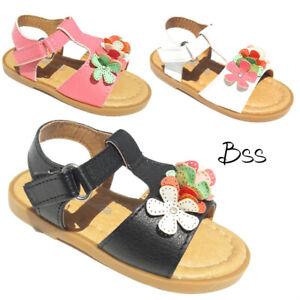 Toddler Girls Sandals Size 6,7 New | eBay