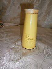 Vintage Avon Topaze Perfumed Talc Powder Tin Full or Almost Full