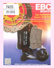 EBC FA213 Rear Brake pads for Yamaha XT XT660 XT660X & XT660R  2004 to 2014