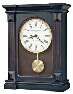 Howard-Miller-635-187-Mia-Mantel-Black-Finish-with-Westminster-Chime-635187