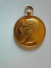 BELGIUM KING LEOPOLD I/II MEDAL, 100% ORIGINAL GUARANTEED!!!