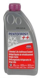 vw audi pentosin g12 purple violet coolant antifreeze 1 5. Black Bedroom Furniture Sets. Home Design Ideas
