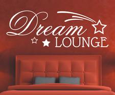 "S297 Wandtattoo /""Privat Lounge/"" aufkleber Schlafzimmer Bett Couch Sofa"