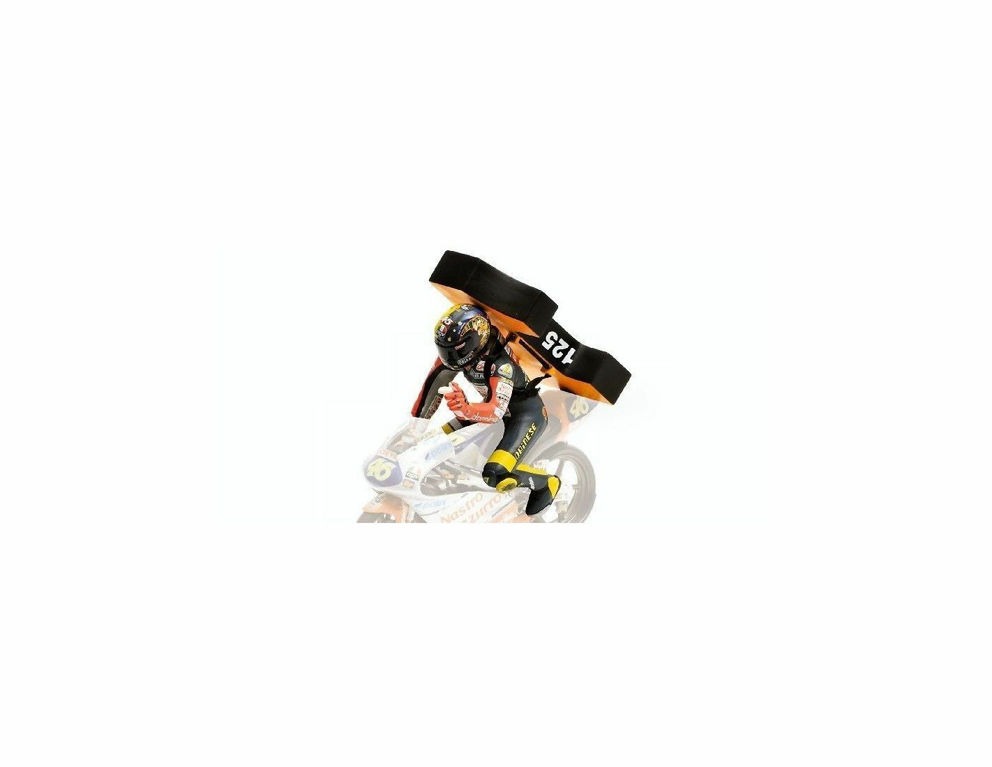 Minichamps PM312970246 FIGURA V.ROSSI 1997 BRNO 1st WORLD CHAMPIONSHIP 1 12 Mode