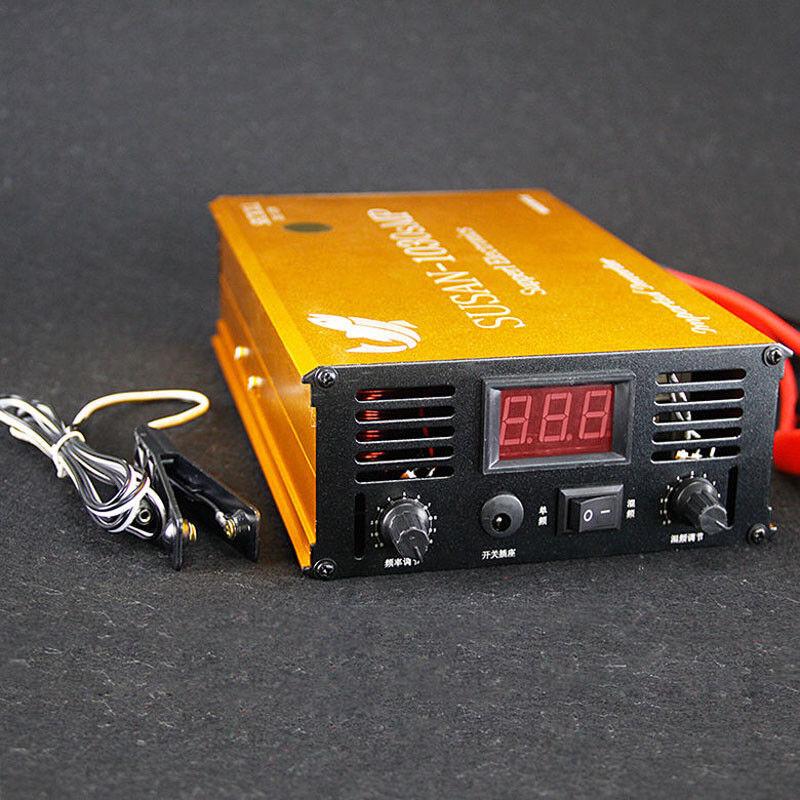 Nuevo Inversor de Susan ultrasónica 1030SMP máquina de pesca Electro Fisher 12V