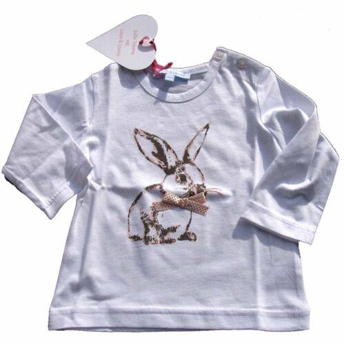 LOUIS /& LOUISA Longsleeve T-Shirt langarm Hase Häschen  56 62 68 74 80 86  NEU