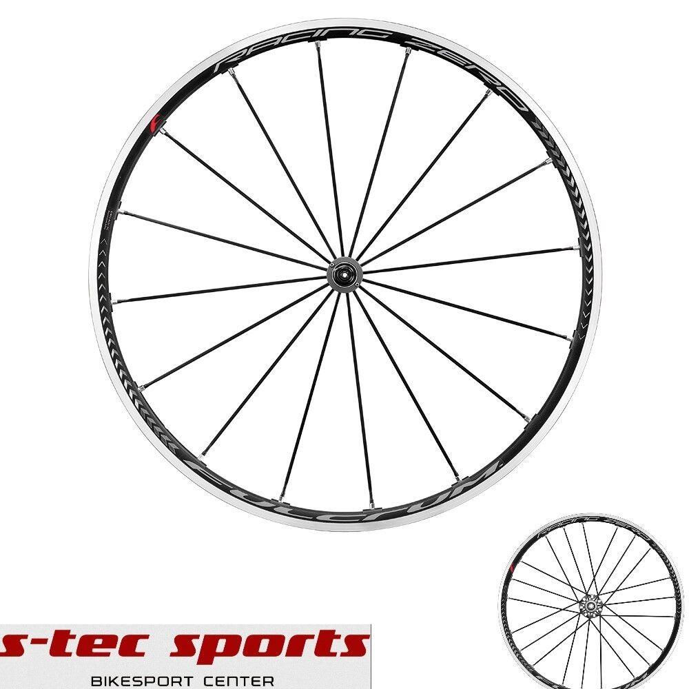 Fulcrum racing Zero 2017, ruedas, wheelset