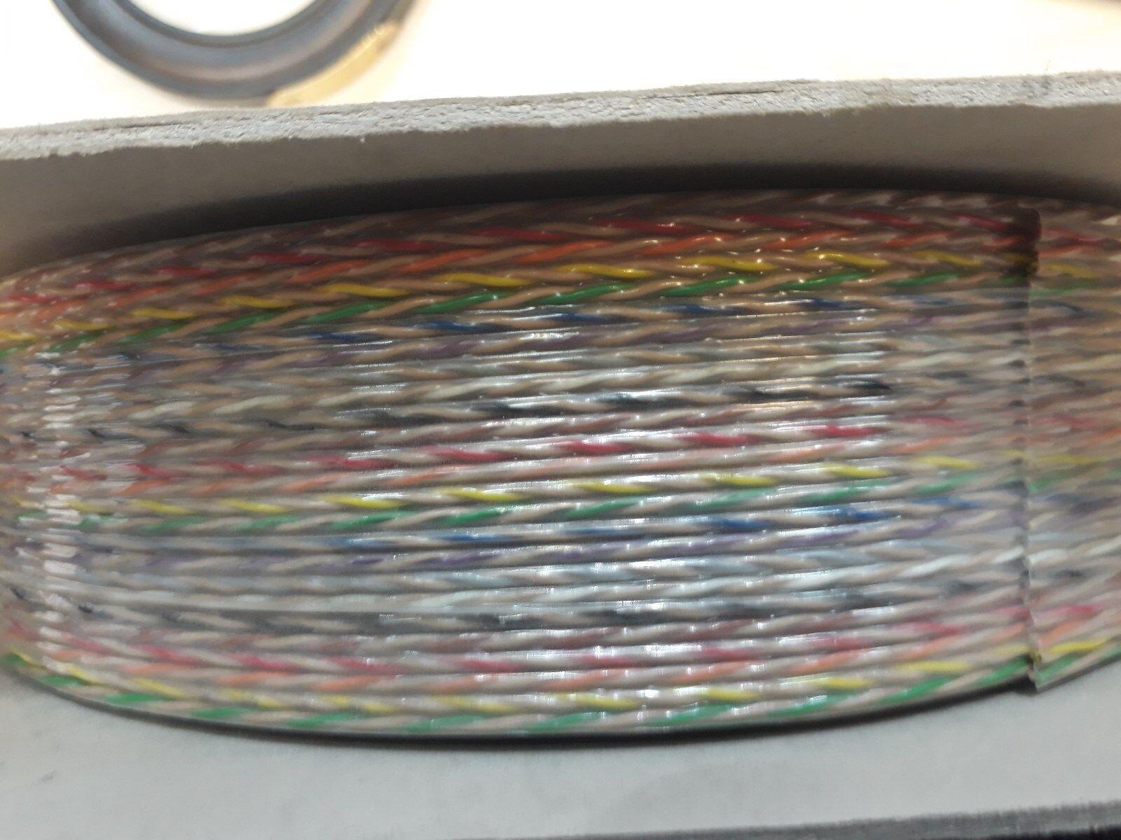 TNF1-5026-007   CABLE-FLAT 25X2C 26P.05  M C  100 METER
