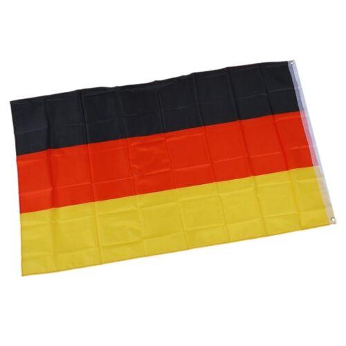 Deutschland Fahne (Flagge), schwarz rot gold, Fahne der Bundesrepublik Deutschla