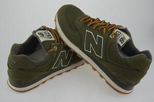 New-Balance-Men-039-s-ML574-Sneaker-Size-8-US-Medium
