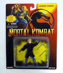 Mortal Kombat Shang Tsung Vintage Action Figure Joe Moc Complete 1994