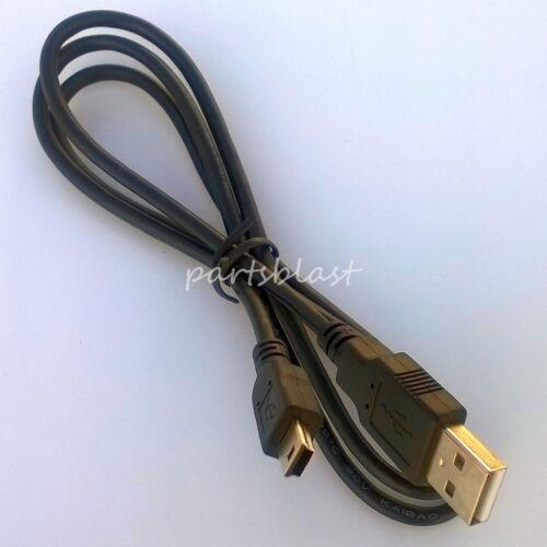 Garmin Nuvi USB Data Cable 200 205 250 255 260 263 270 275 t cord wire lead
