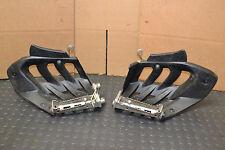 Yamaha Raptor 700 OEM Heel Guards Footpegs 08 Nerf Bars Heal Footrest
