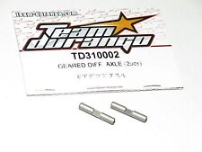 Team Durango DEX210V2 2wd buggy TD310002 Diff Gear Axle DEX410 (2)